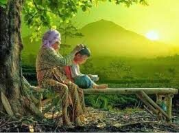 Mother's love is eternal, for the children source Steemit